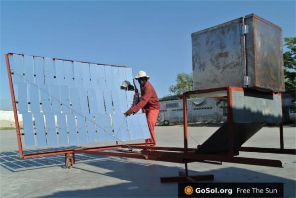 solar bakery
